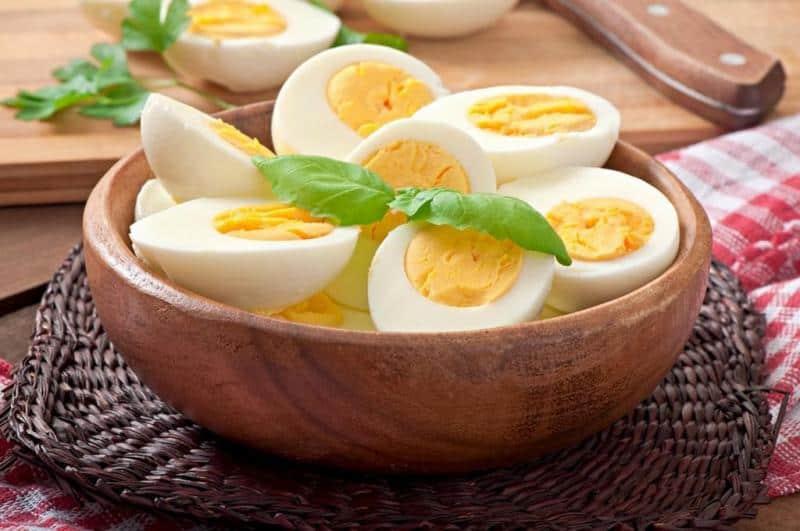 ريجيم البيض