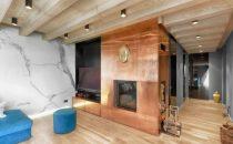 أفكار ديكور لاستخدام النحاس ضمن غرف الجلوس