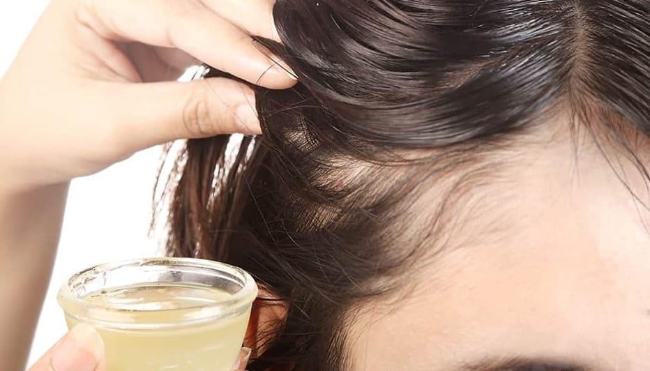 زيوت تزيد من نمو الشعر