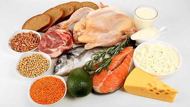 أهمية البروتينات ضمن أنظمة التخسيس