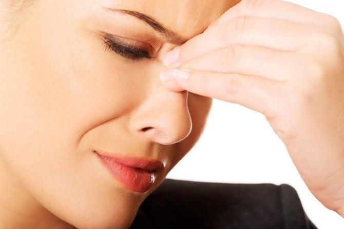 9 علاجات منزلية لتخفيف التهاب الجيوب الأنفية