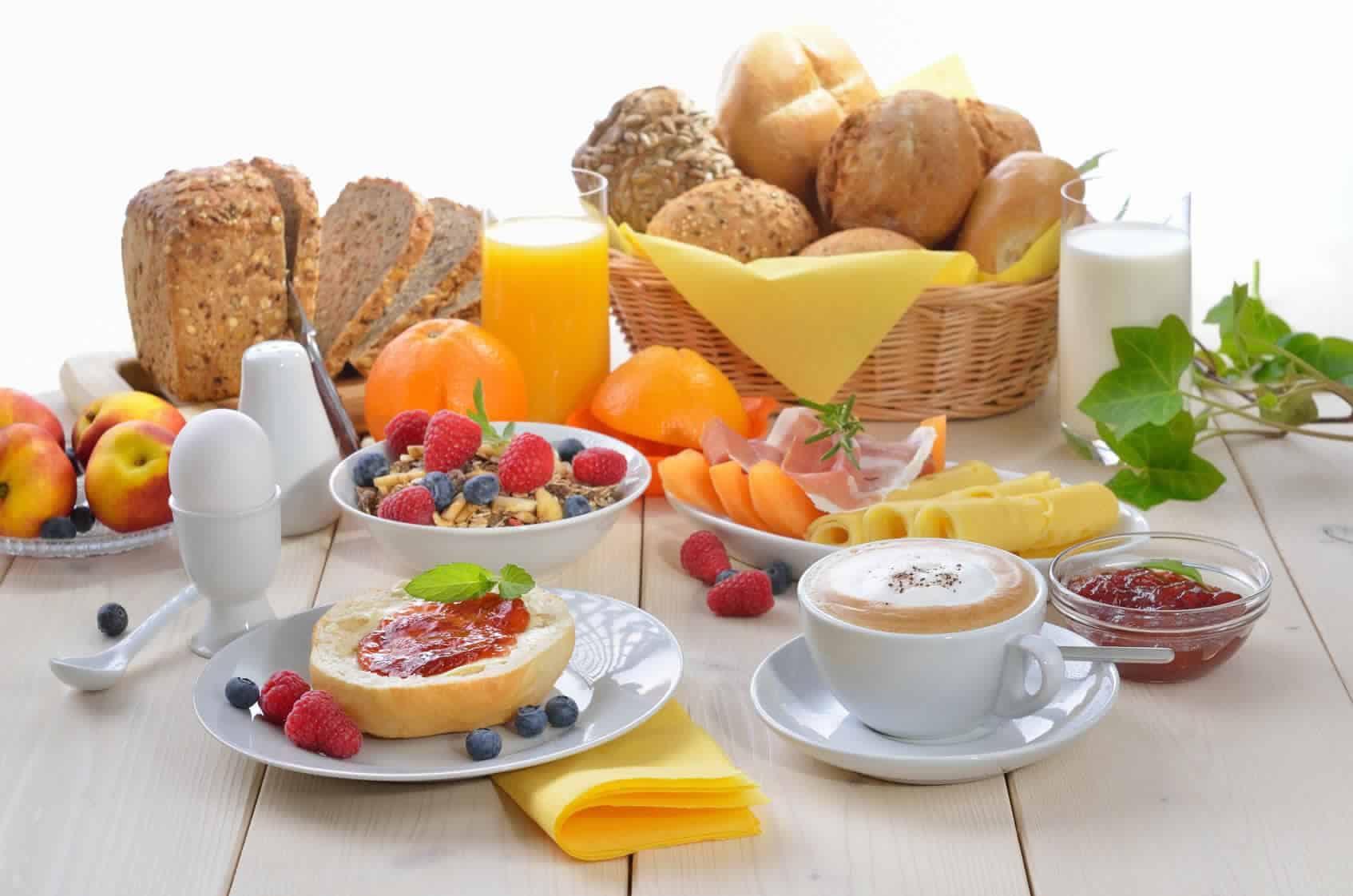 فطور صباح صحي