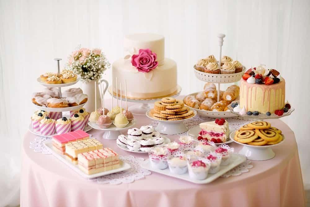 حلويات الأعراس