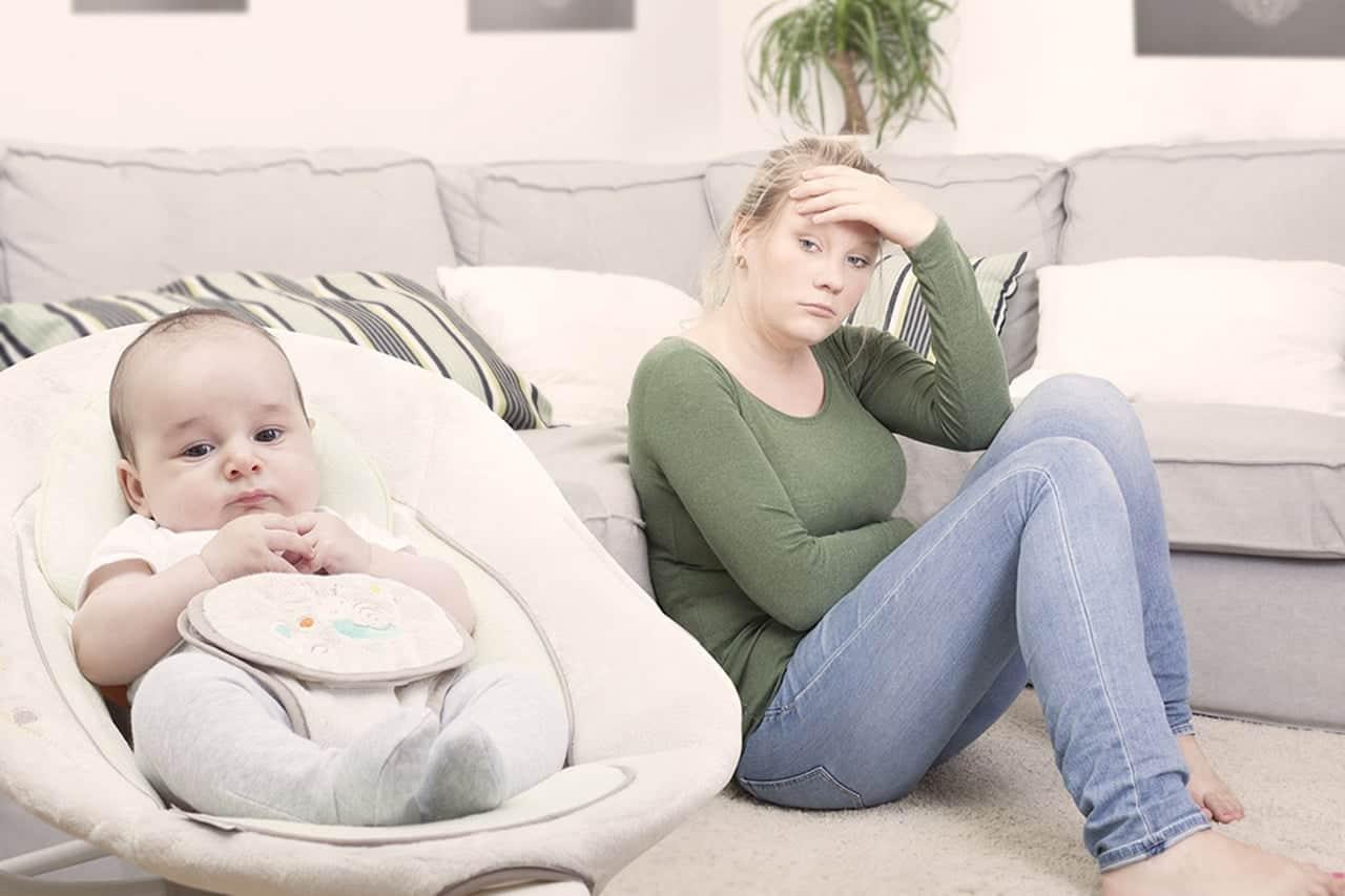 تسمم الحمل بعد الولادة