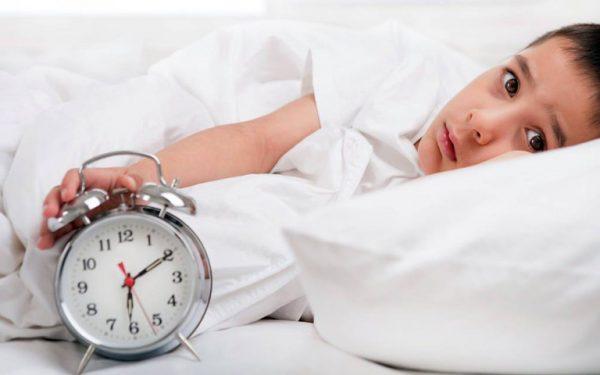 تعرفي على أعراض اضطراب النوم لدى الأطفال