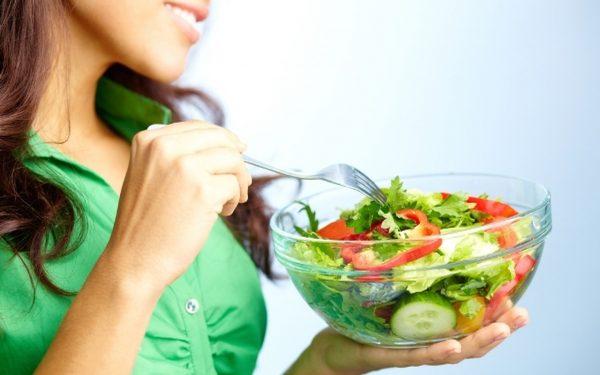 هل جربتِ الريجيم النباتي من قبل للتخلص من الوزن الزائد؟