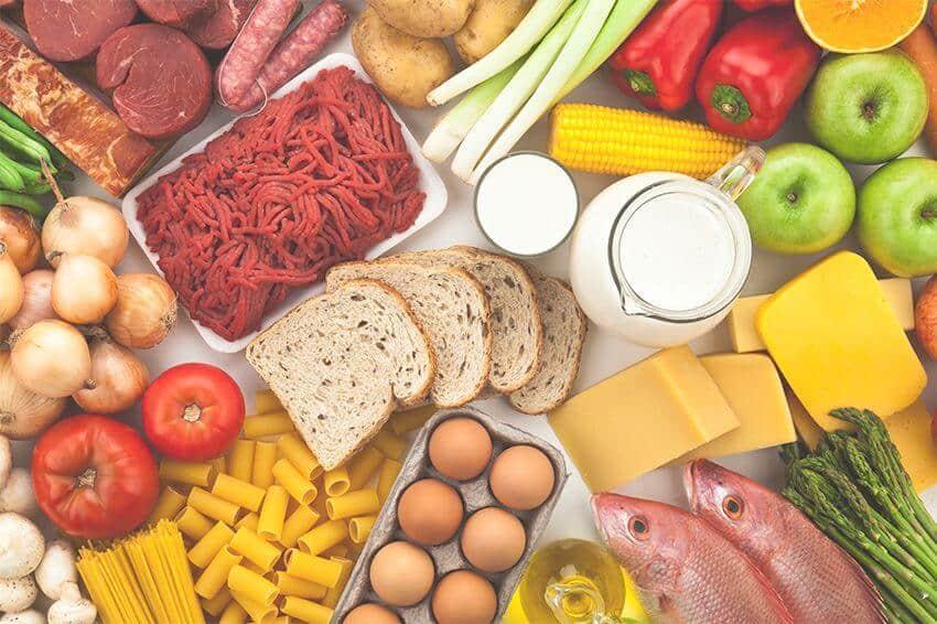 تعلمي معنا أساسيات النظام الغذائي الصحي