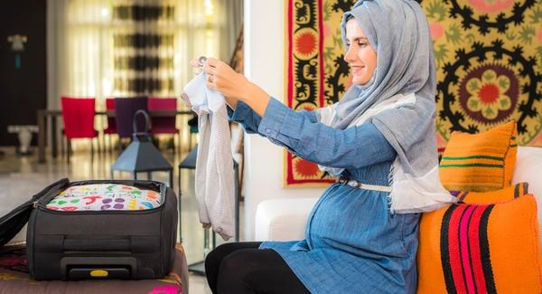 5 أشياء يجب أن نضعها في حقيبة الولادة