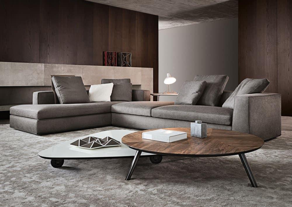 تصاميم عصرية وجريئة لطاولات غرفة المعيشة