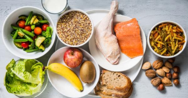 نظام غذائي متوازن للتخلص من الوزن الزائد