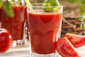 طريقة تجهيز عصير الطماطم
