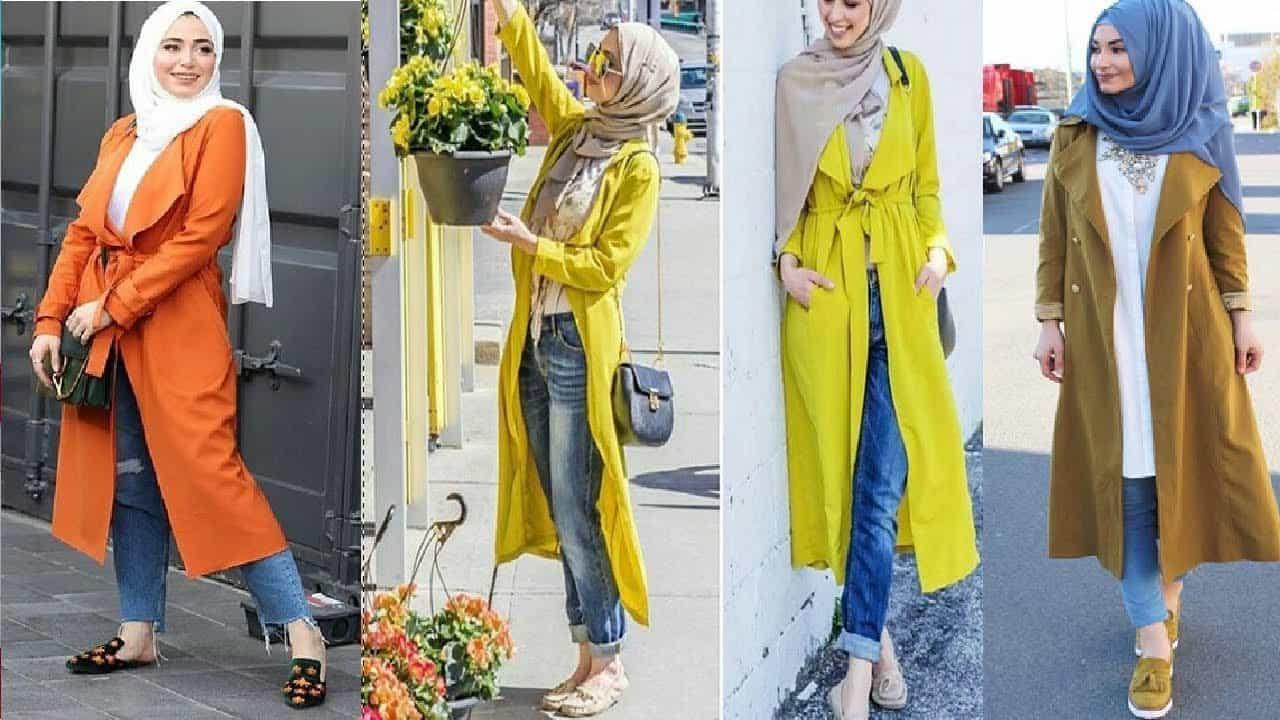 fc422fb06 بالصور: طرق أنيقة وعصرية لتنسيق الحجاب مع الملابس   مجلة سيدات الامارات