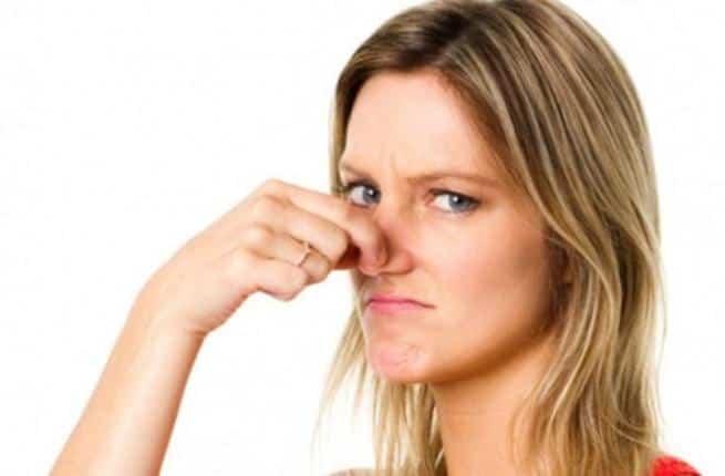 علاج رائحة المهبل الكريهة