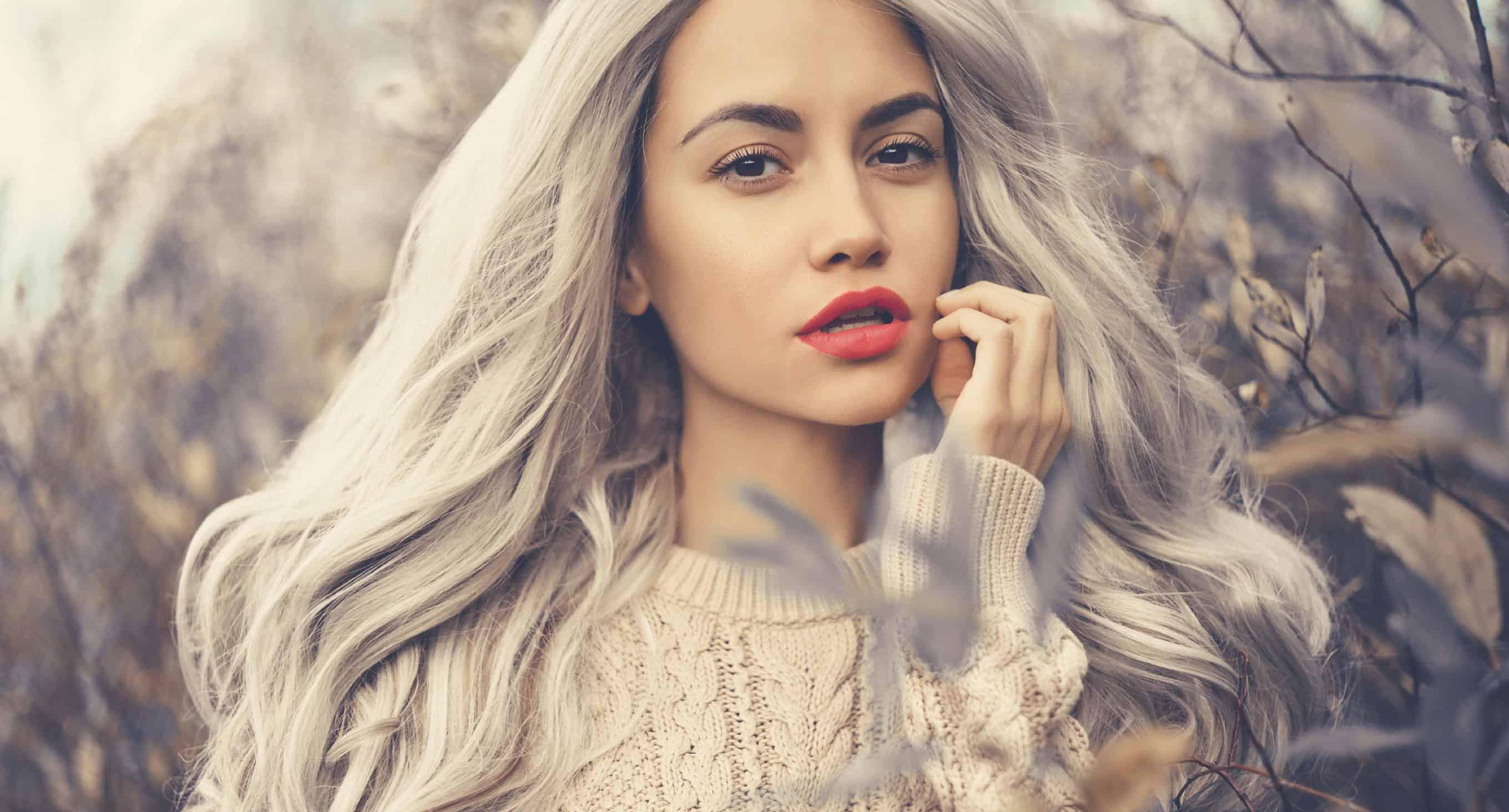 صبغة الشعر بحسب لون البشرة