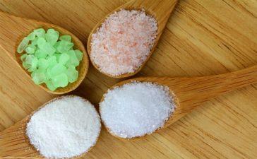 فوائد الملح الانجليزي