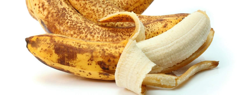 أقنعة الموز للعناية بالبشرة والشعر