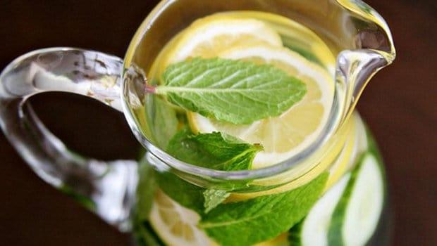 مشروب الديتوكس للتخلص من الوزن الزائد