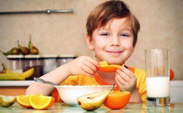 أطعمة تساعد على تدفئة طفلك هذا الشتاء