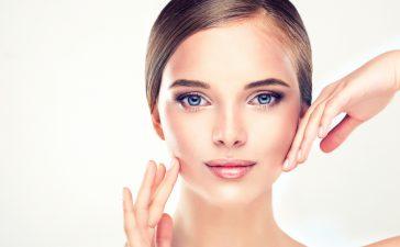 إزالة الشعر الزائد من الوجه
