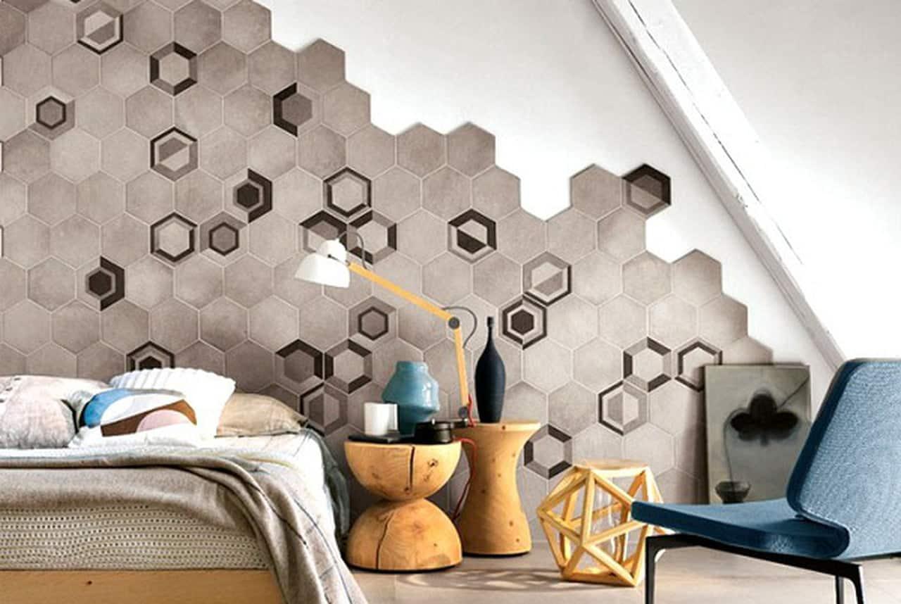 تصاميم الجدران الداخلية