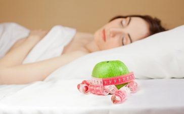 خسارة الوزن أثناء النوم