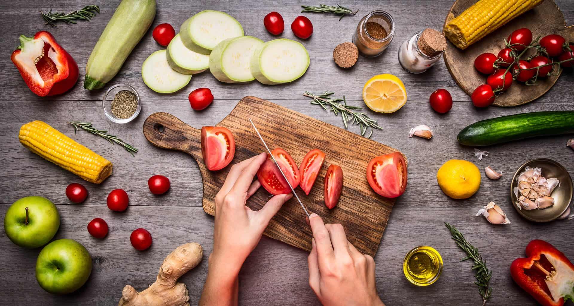 حمية غذائية نباتية