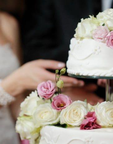 كيك الزفاف 2019