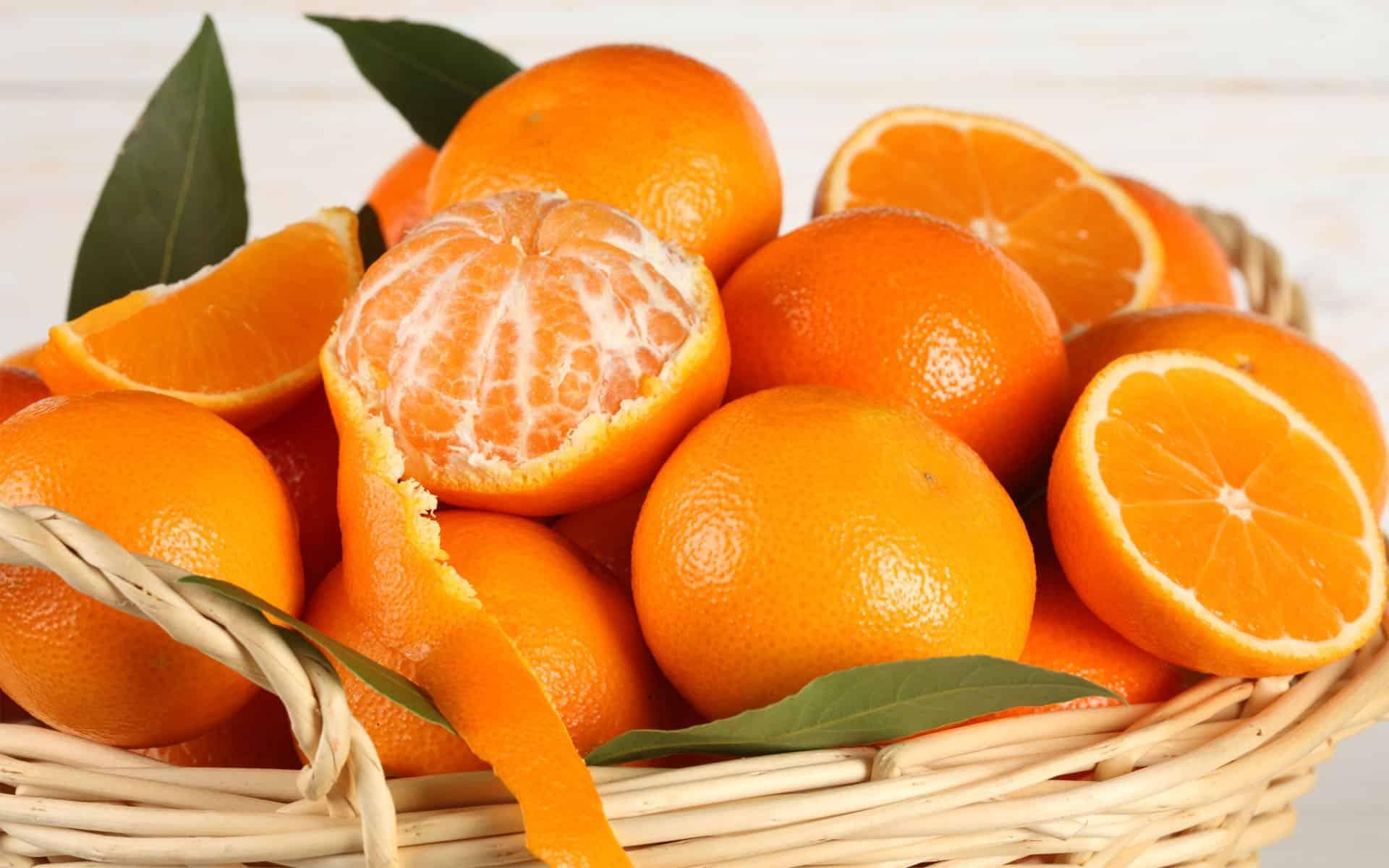 استخدامات قشور البرتقال