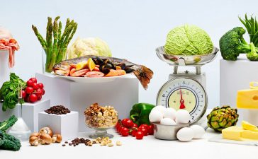 أطعمة قليلة السعرات الحرارية