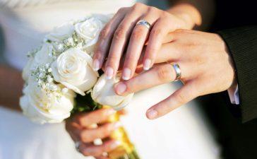 طرق اختيار باقة الزفاف