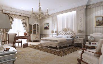 أرضيات غرف النوم