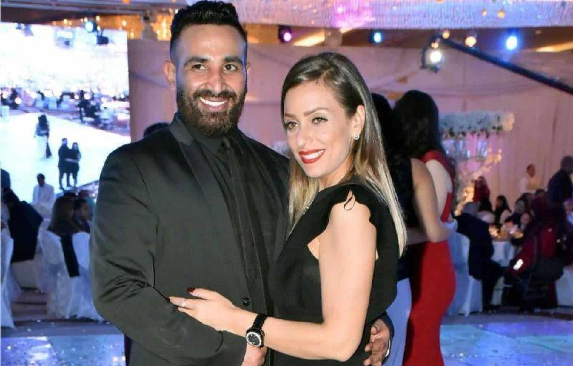 ريم البارودي واحمد سعد