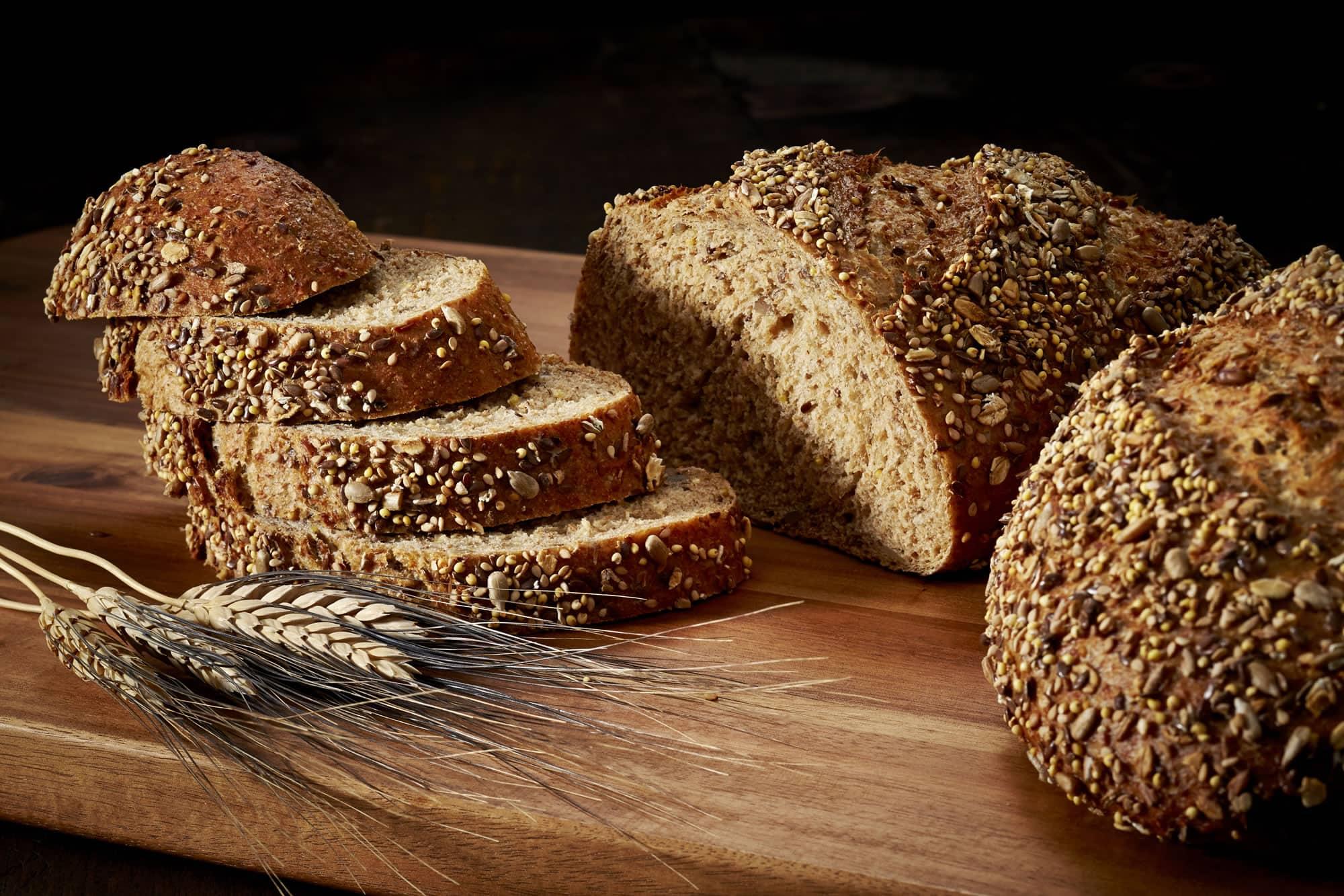 وصفات الخبز الكامل