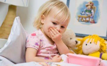 علاج الزكام للأطفال