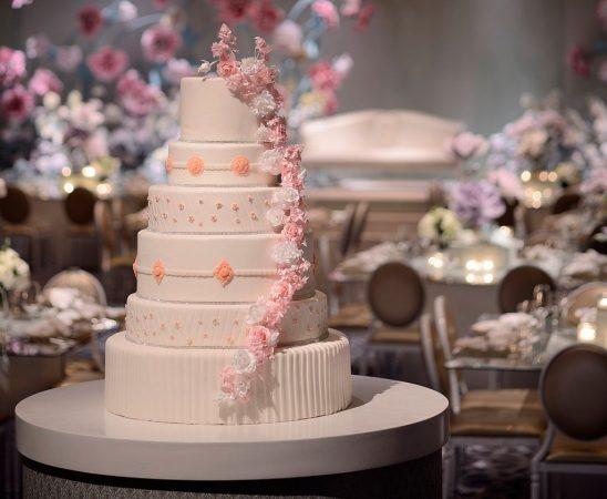 كيكات روزاليند للأعراس