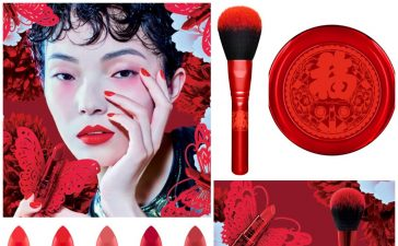 Mac Lunar Lucky Red