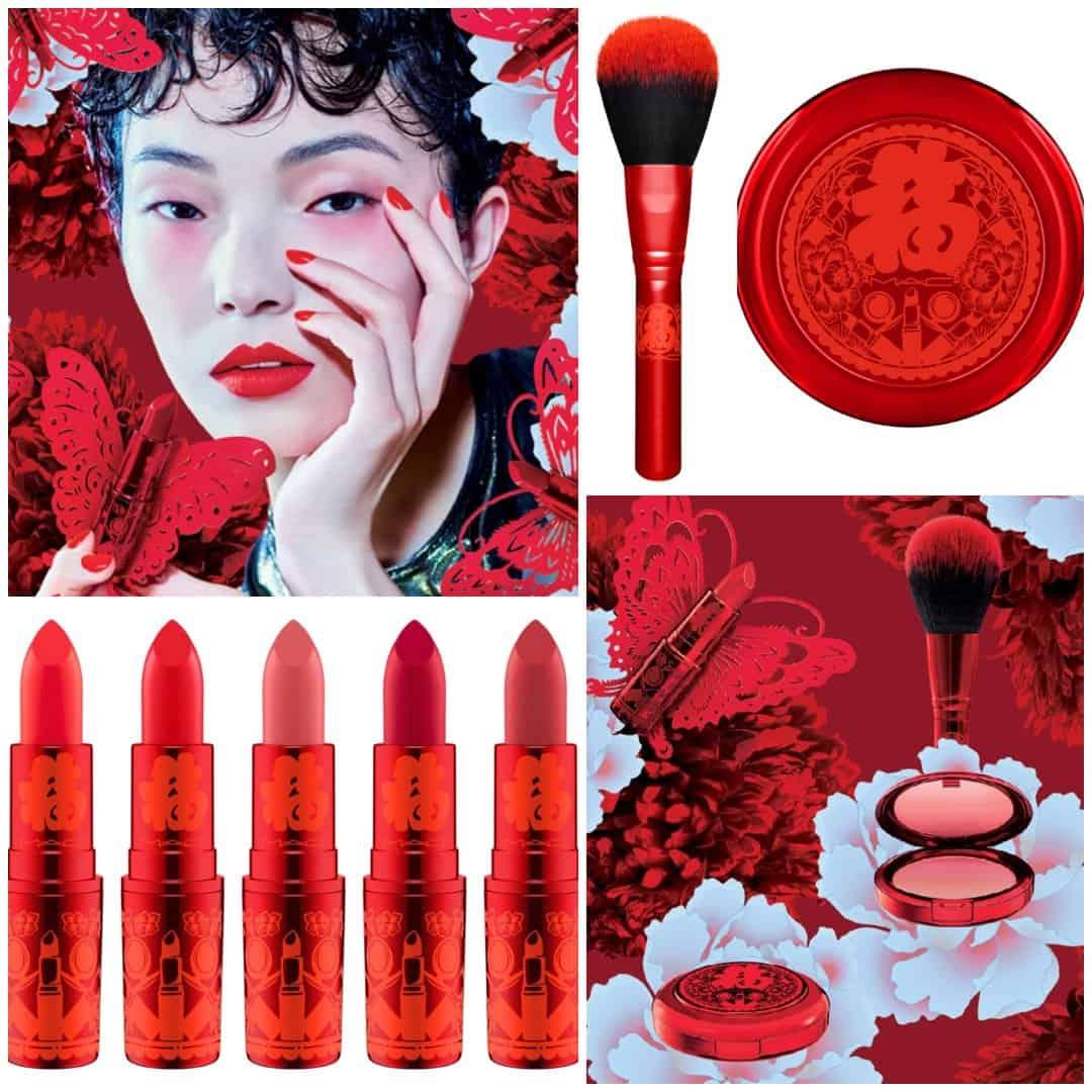 Mac Lunar Lucky Red