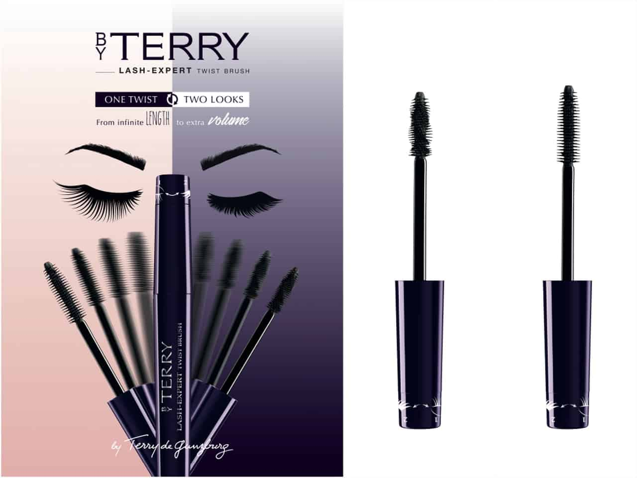 LASH EXPERT TWIST BRUSH By Terry