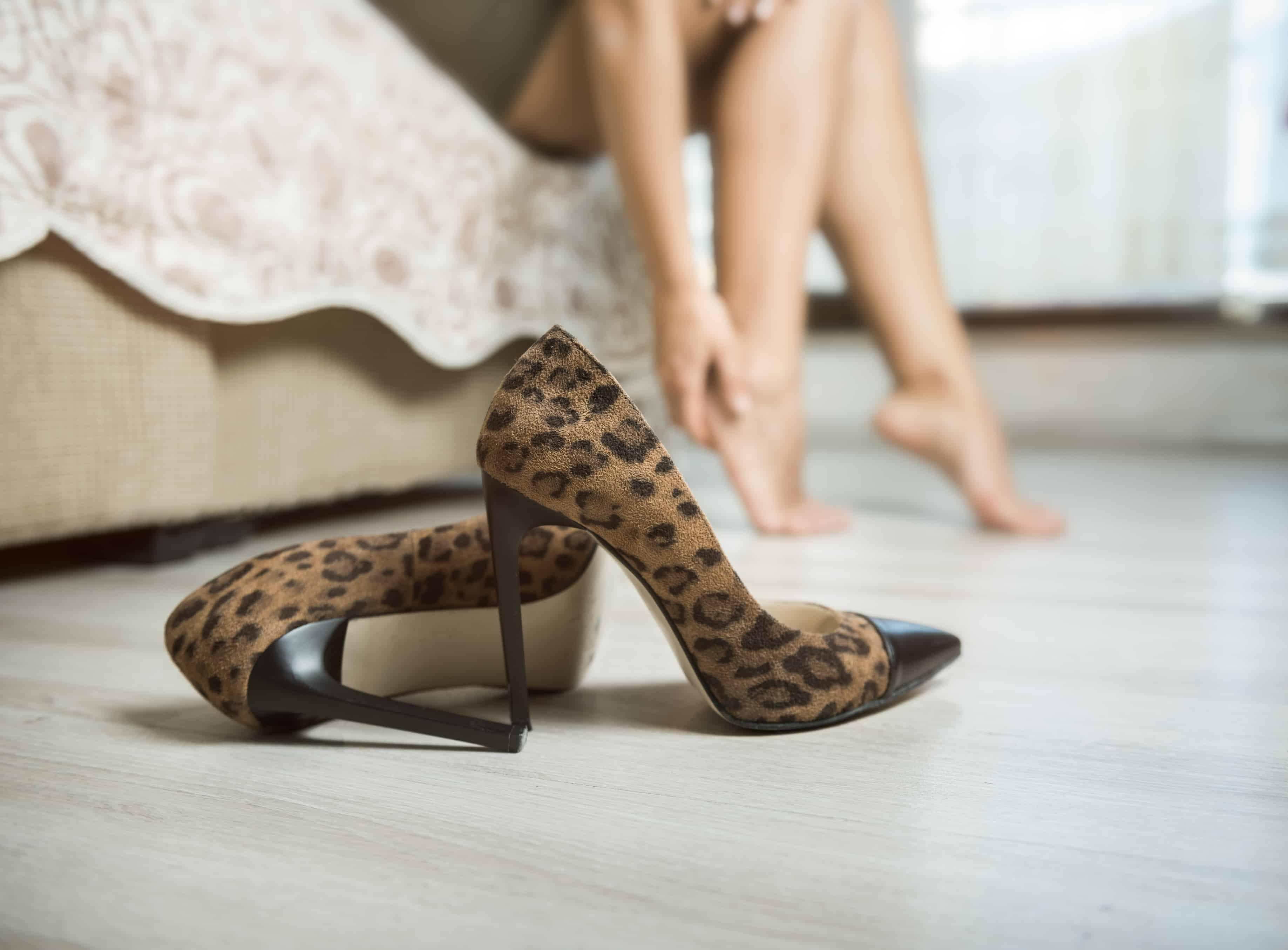 أحذية سهرة لشتاء 2019