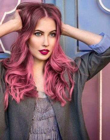 ثبات لون صبغة الشعر