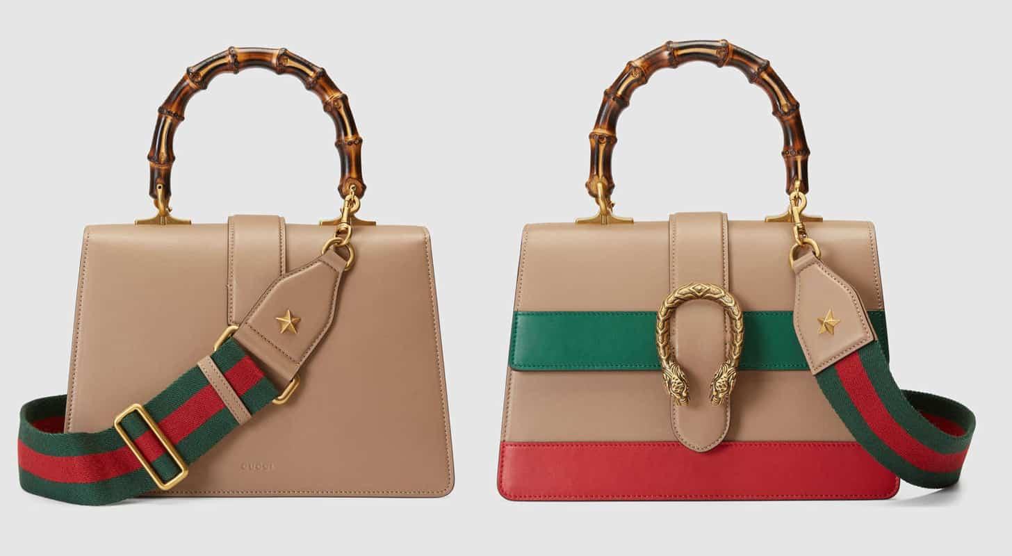 حقائب يد إيطالية الصنع من أسبوع الموضة بميلانو