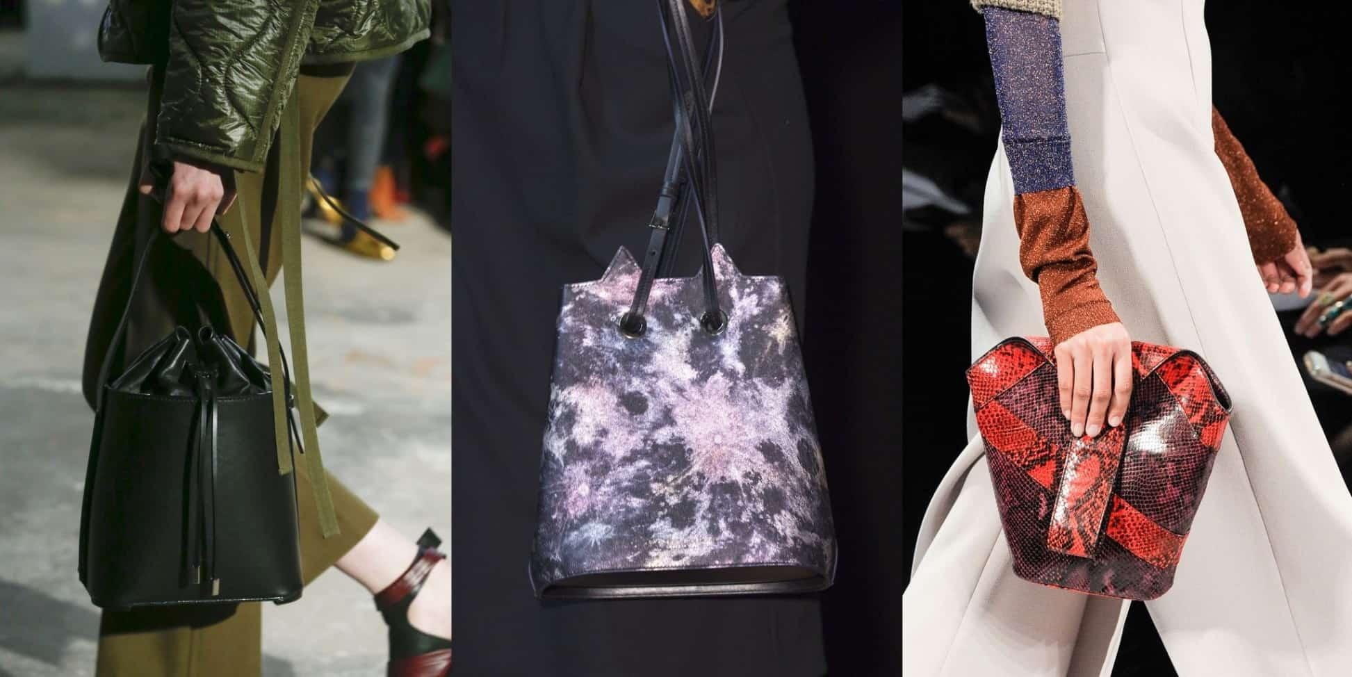 حقائب يد بتصاميم فريدة ومبتكرة من أسبوع الموضة بنيويورك