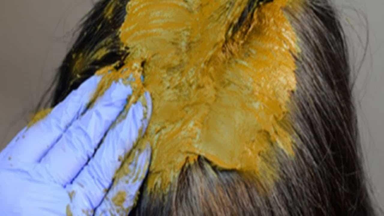 الكركم لعلاج مشاكل الشعر