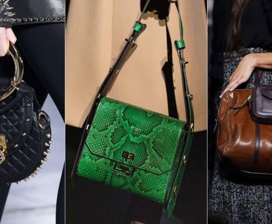تشكيلة رائعة من الحقائب من توقيع دور الأزياء الفرنسية العالمية