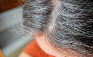 وصفة للقضاء على الشعر الأبيض والشيب