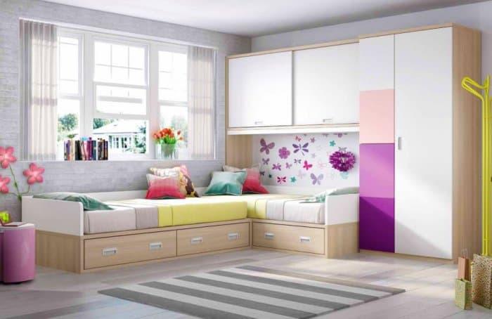 - Ikea chambre fille ...