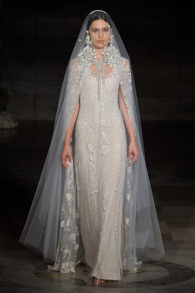 عروس عيون مصر2019_فساتين زفاف أسبوع