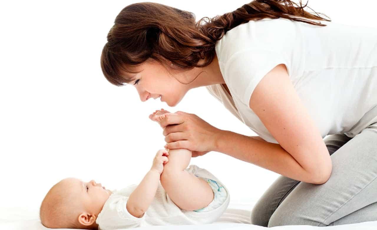 علاج الامساك عند الرضع