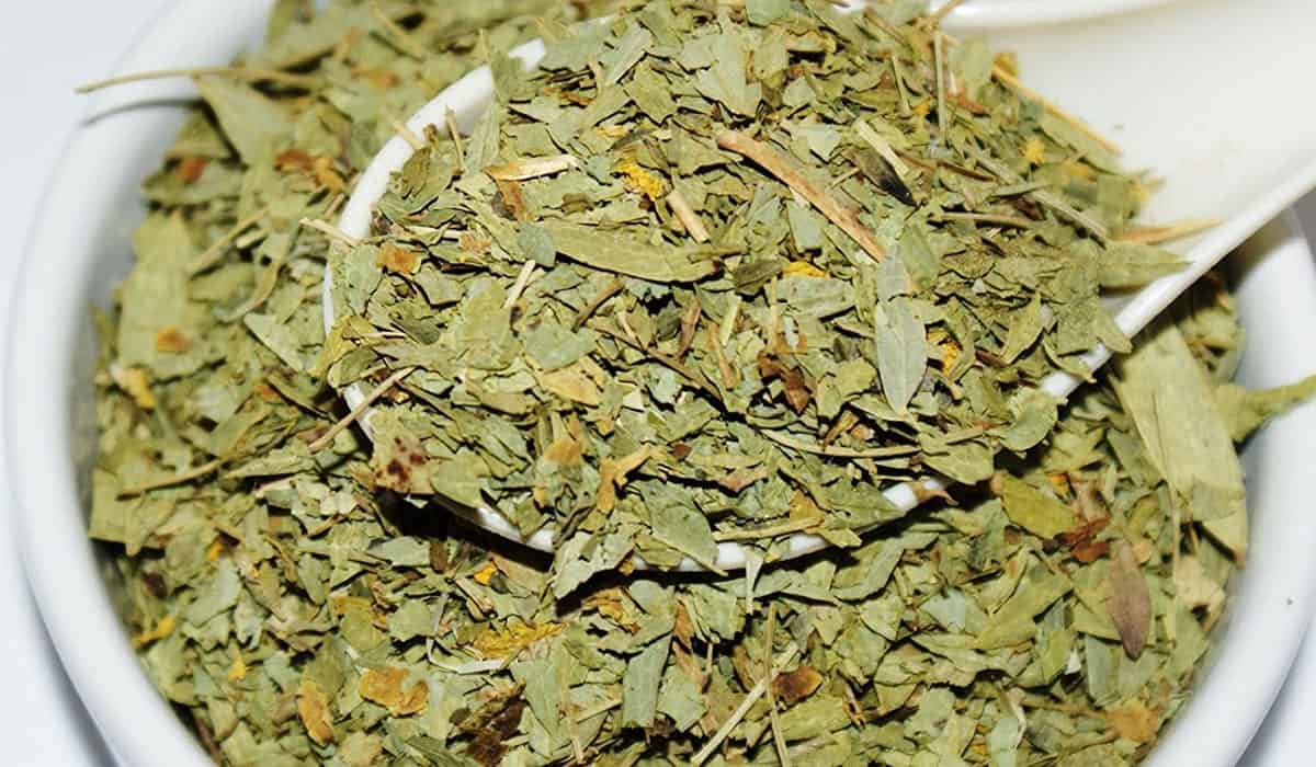 أقراص الأعشاب السحرية لحرق دهون البطن