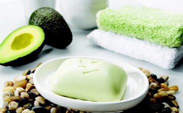 صابون الأفوكادو الطبيعي